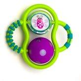 Sassy Grasp and Glow Developmental Teether Toy by