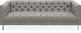 Jonathan Adler Oxford Linen Baxter Sofa