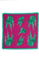 Etro Bombay Floral Silk Scarf