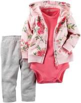 Carter's Baby Girls' Cardigan Sets 121g754