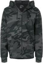 Polo Ralph Lauren camouflage hooded jacket