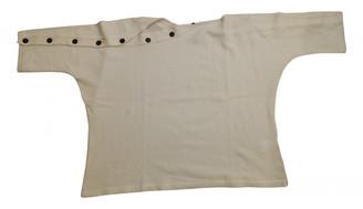 Pringle White Cashmere Knitwear