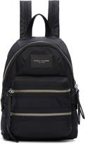 Marc Jacobs Black Mini Biker Backpack