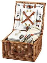 Picnic at Ascot Cheshire Picnic Basket for 2 -Santa Cruz