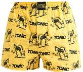 Lousy Livin Underwear Tonic Boxer Shorts Lemon