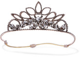 Erickson Beamon Princess Rose Gold-plated Crystal Headband - one size