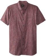 Rip Curl Men's Dab Short Sleeve Shirt 8163272