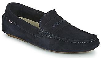 Jack and Jones Jack Jones CARLO SUEDE men's Loafers / Casual Shoes in Blue