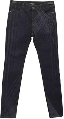 Chanel Multicolour Cotton - elasthane Jeans