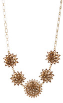 Carolee Starburst Frontal Necklace