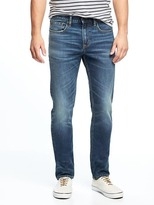 Old Navy Skinny COOLMAX® CORE Built-In Flex Jeans for Men