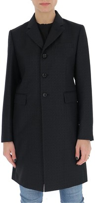 Comme des Garcons Single Breasted Coat