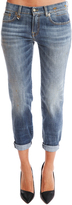 R 13 Relaxed Skinny Dirty Vintage