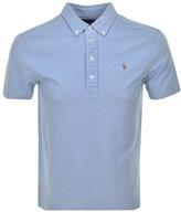 Ralph Lauren Oxford Polo T Shirt Blue