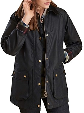 Barbour Acorn Waxed Cotton Jacket