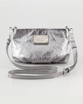 Marc by Marc Jacobs Classic Q Percy Crossbody Bag, Gray Metallic