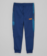CB Sports Navy Sweatpants - Boys