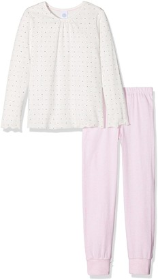 Sanetta Girls' 232066 Long Pyjama Sets