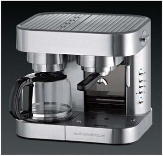 Dualit Combination Espresso Machine & 10-Cup Drip Coffeemaker