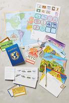 Anthropologie Pretend Play: World Traveler