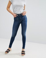 Monki Highwaisted Straight Jean