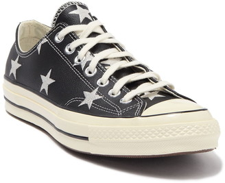 Converse Chuck Embroidered Star Leather Sneaker