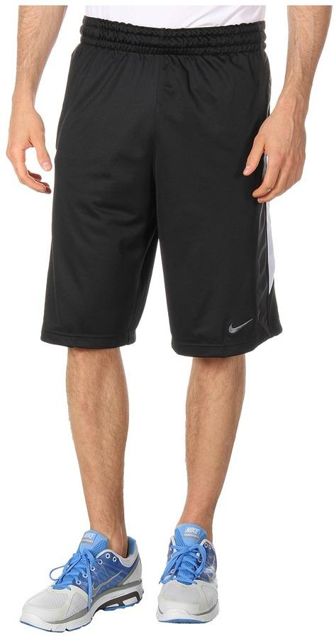 Nike Battle Short (Black/Anthracite/White/Anthracite) - Apparel
