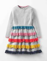 Boden Frill Knitted Dress