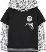 Dolce & Gabbana Mini Me graphic sweatshirt - Jazz