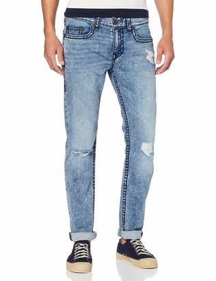 True Religion Men's Rocco NO Flap Super T Slim Jeans