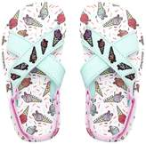 Animal Younger Girls Ice Cream Sandal