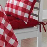 LS Home 'Buffalo Check' Collection Coordinating Chairpad