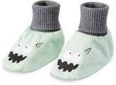 First Impressions Monster Slippers, Baby Boys (0-24 months), Only at Macy's