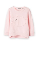 Country Road Cat Applique Sweat