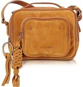 See by Chloe Patti Passito Suede Crossbody Bag