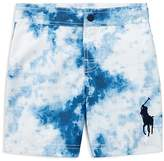 Polo Ralph Lauren Boys' Tie-Dye Swim Trunks - Little Kid