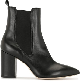 Paris Texas Beatle 80mm ankle boots
