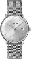 Junghans 041/4463.44 Max Bill stainless steel quartz watch