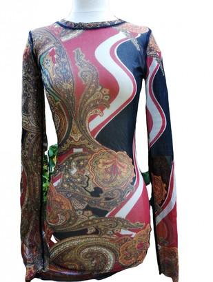 Jean Paul Gaultier Multicolour Top for Women Vintage