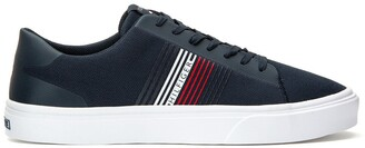 Tommy Hilfiger Lightweight Stripes Knit Trainers