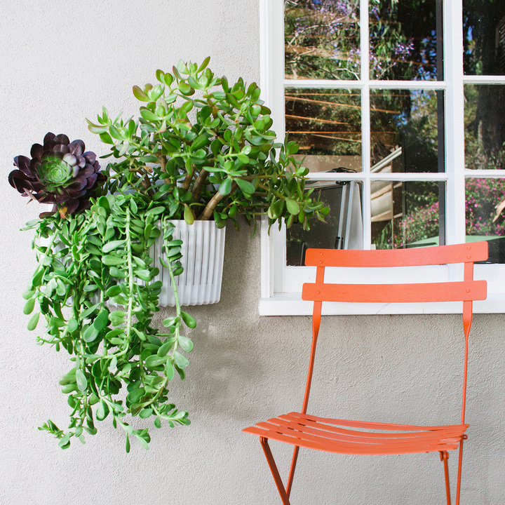 Woolly Pocket Living Wall Planter White