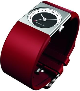 Rosendahl Womens Analogue Quartz Watch with Plastic Strap 43262