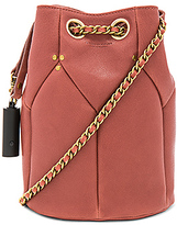 Jerome Dreyfuss x REVOLVE Popeye Bucket Bag in Rose.