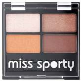 Miss Sporty Studio Quattro Eyeshadow Palette #413