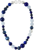 Gurhan Multi-Stone Statement Beaded Necklace