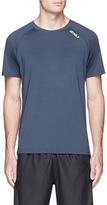 2XU 'Urban' reflective logo print performance T-shirt