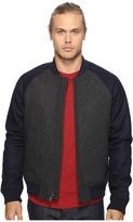 Original Penguin Vintage Gym Wool Blend Jacket