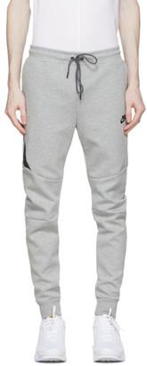 Nike Grey Fleece Sportswear Jogger Sweatpants