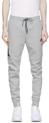 Nike Grey Sportswear Tech Fleece Jogger Sweatpants