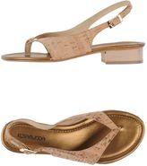Rosamunda Thong sandals